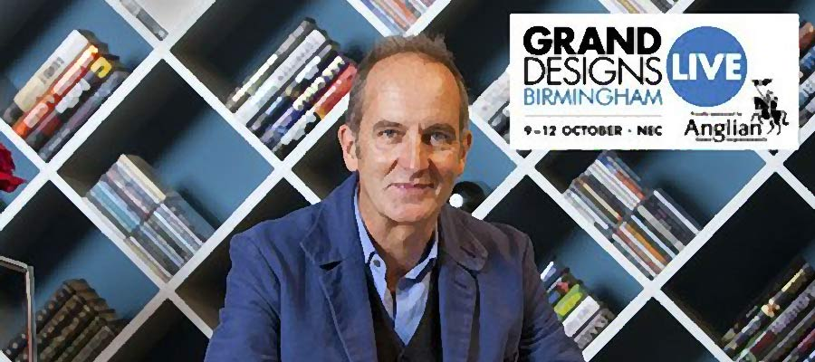 Looking Forward To Grand Designs Live 2013