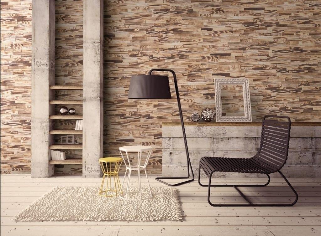 V4 Launch Panneau Stylish Wooden Wall Cladding
