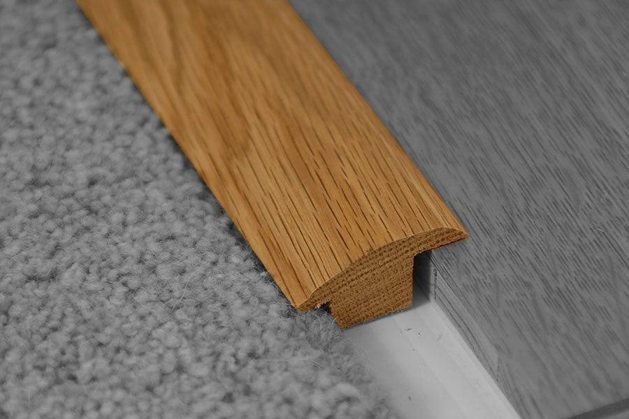 Wood To Carpet Profile V4 Flooring, Laminate Flooring To Carpet Joiner