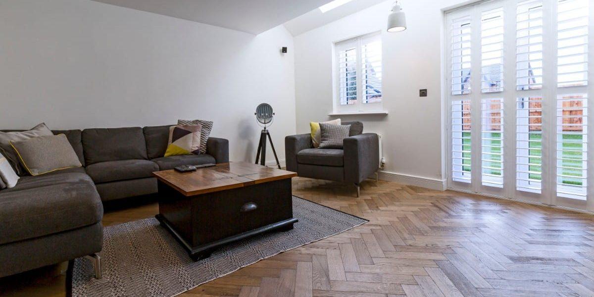 zigzag frozen umber oak floors in manchester home 8
