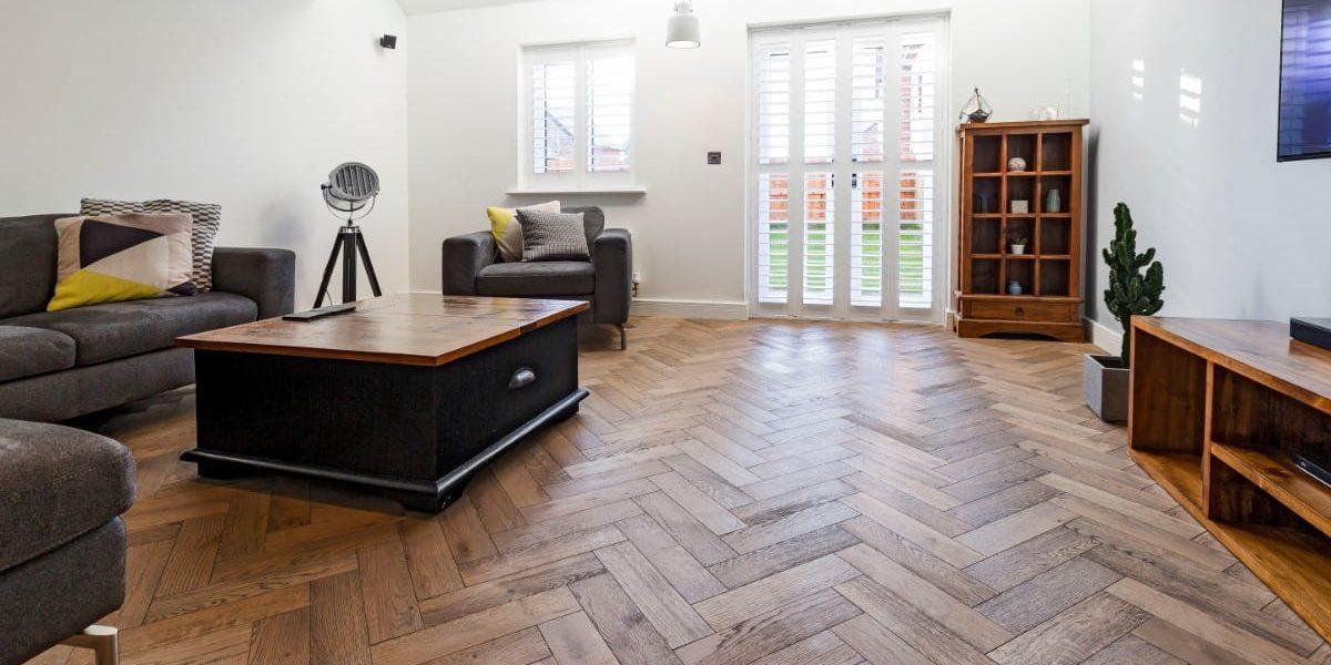 zigzag frozen umber oak floors in manchester home 10