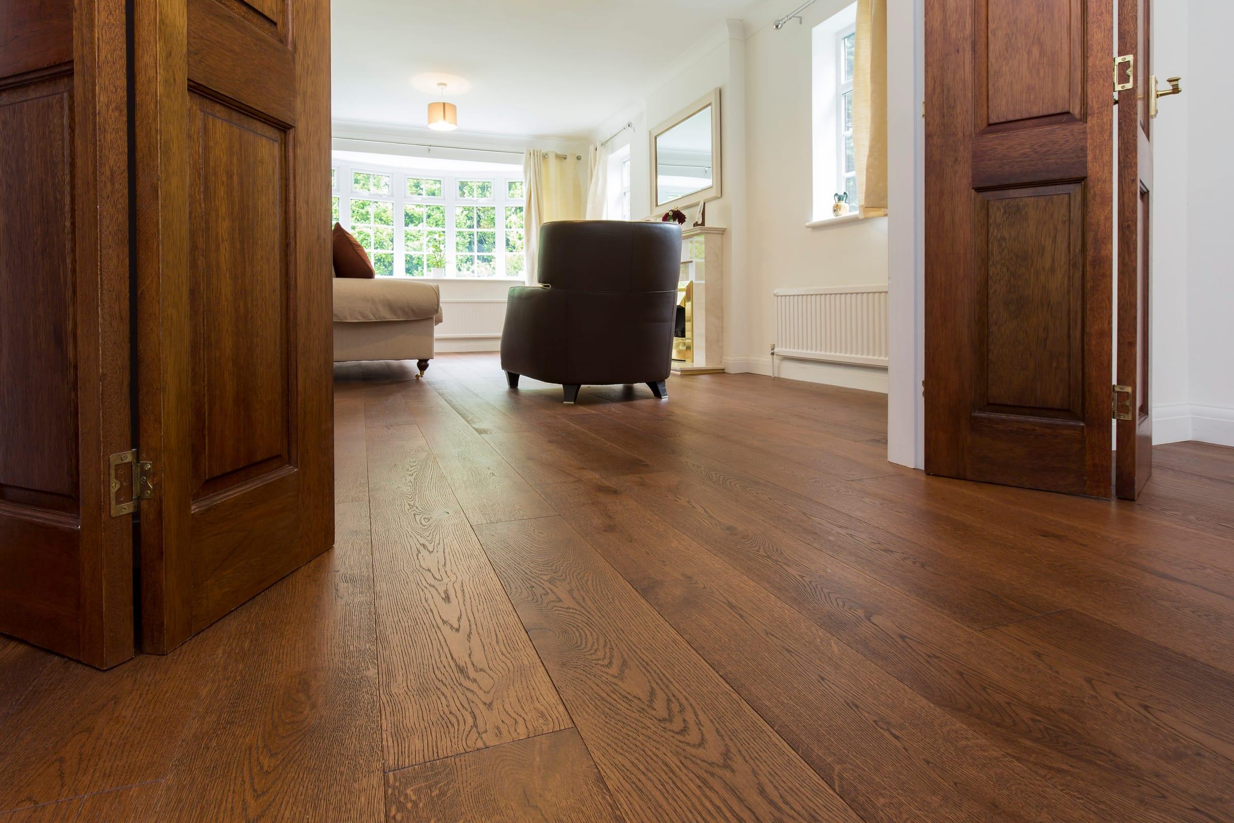 Abinger wood floors by V4