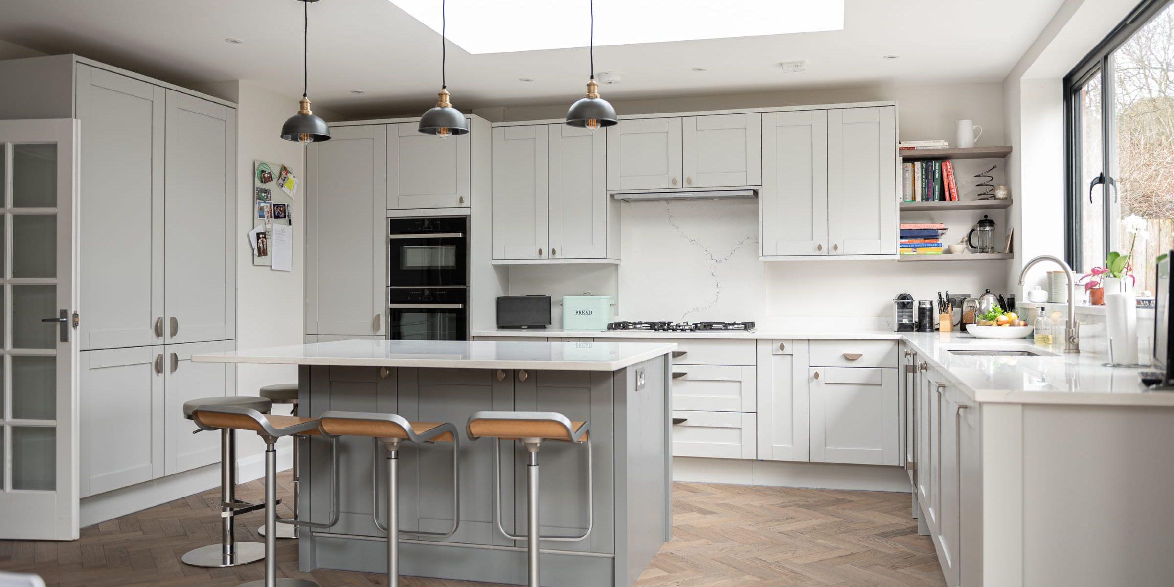 Kingston kitchen extension design