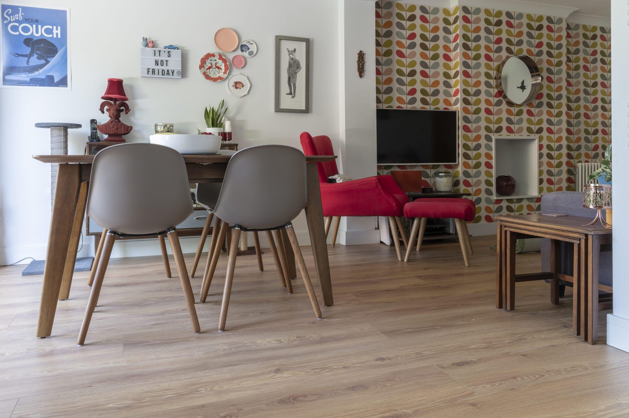 V4 laminate wood floors