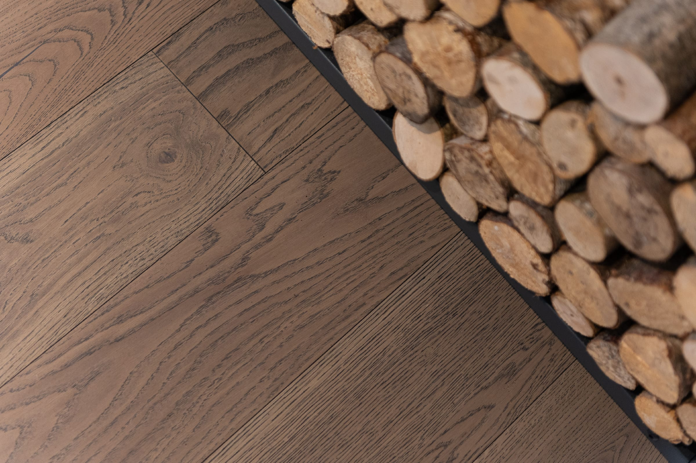 Close up of Home Coldharbour Wood Floors