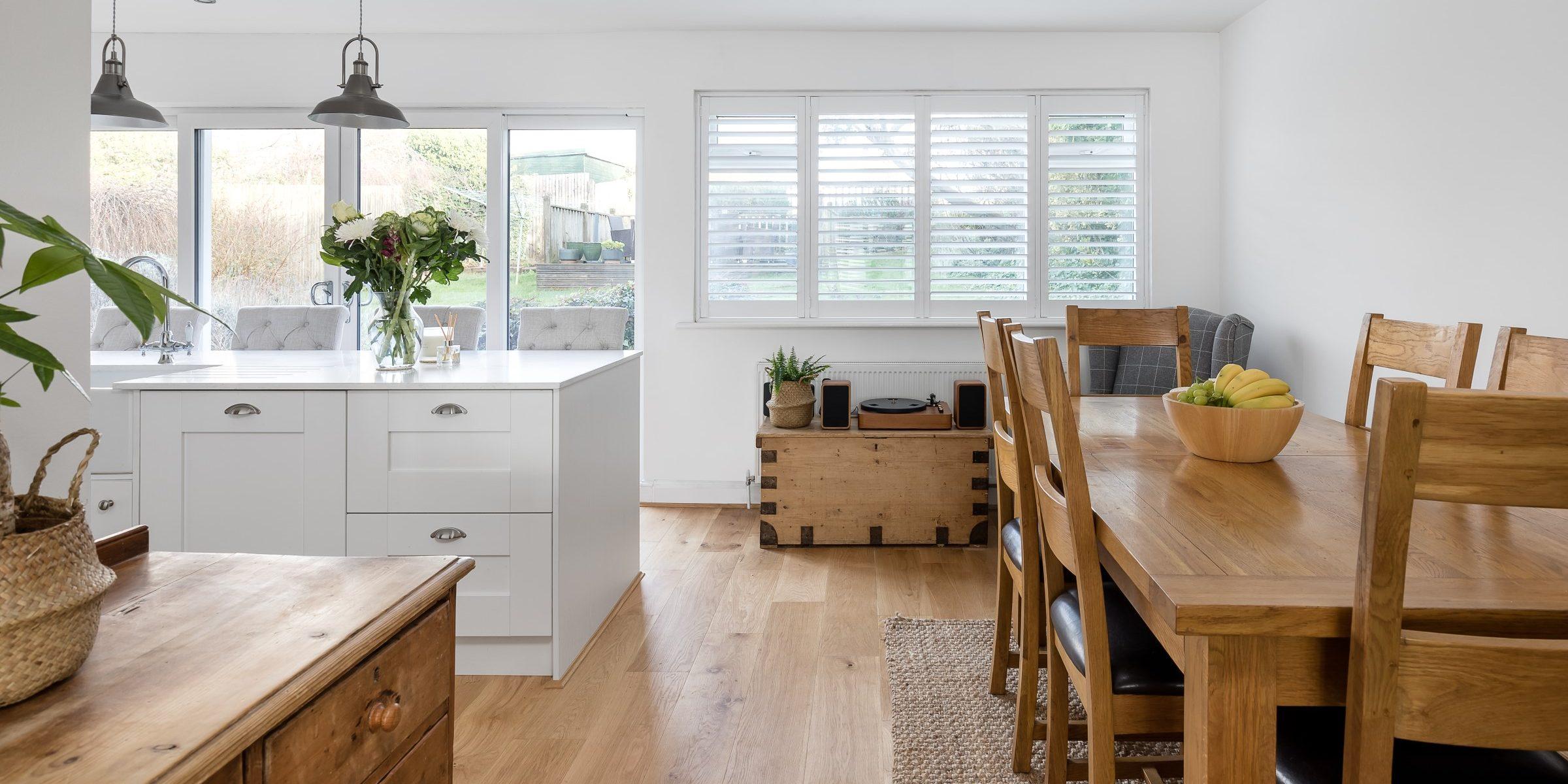 kitchen in saltdean